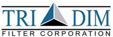 Tri Dim Filter Co. logo